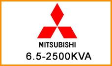 Mitsubishi Genset Series