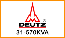 Deutz Genset Series