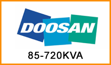 Doosan Genset Series