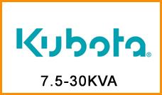 Kubota Genset Series
